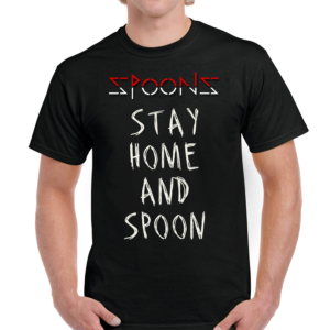 """Stay home and Spoon"""